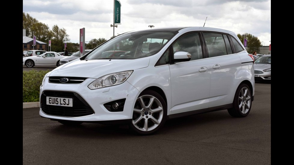 Ford Grand C Max >> Used Ford Grand C Max Cars For Sale Carshop Carshop