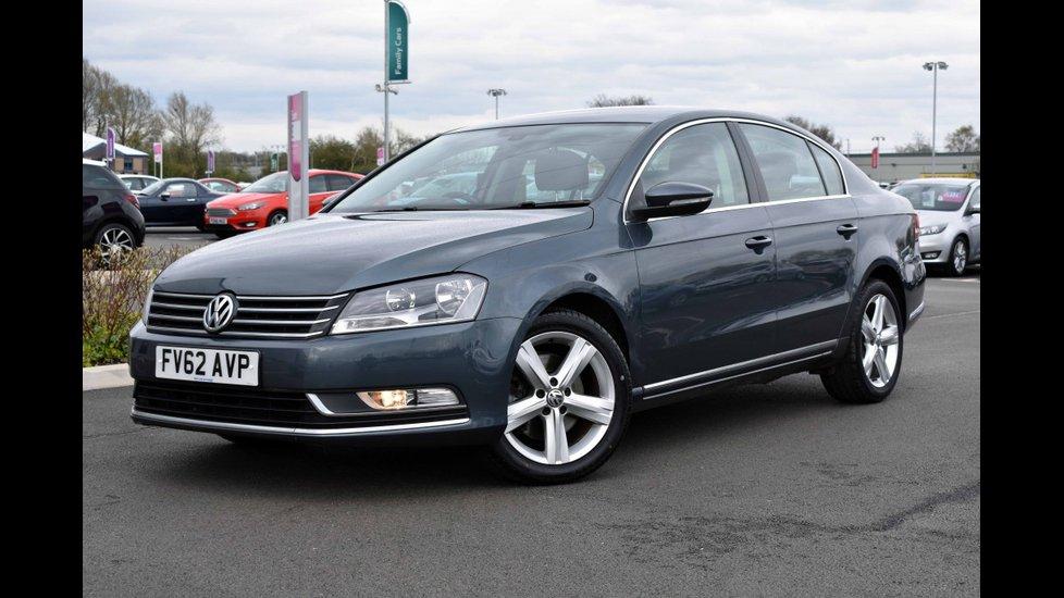 Used Volkswagen Passat Cars for Sale   CarShop   CarShop