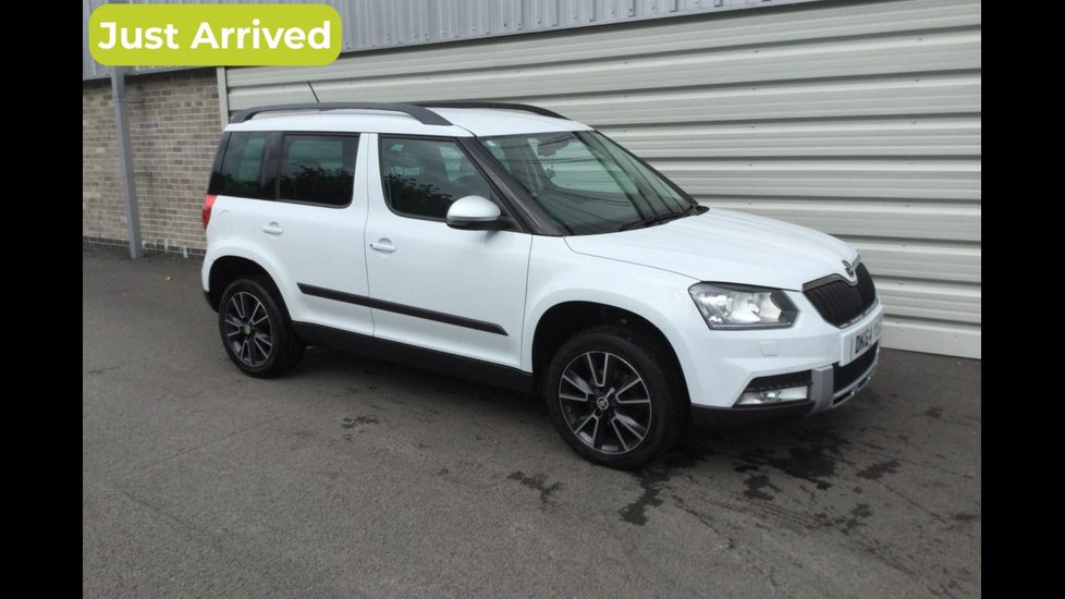 Used Skoda Yeti Cars for Sale | CarShop | CarShop