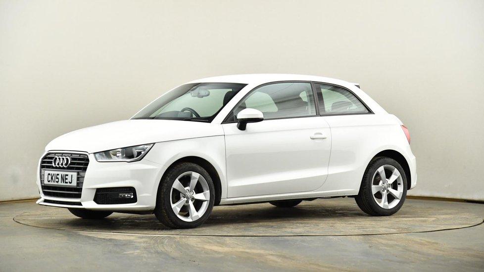 Used Audi A1 1 4 Tfsi Sport 3dr White Ck15nej Northampton