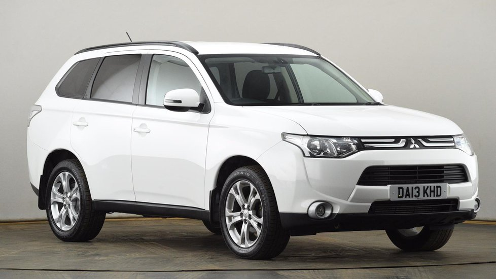 Used Mitsubishi Outlander Cars for Sale | CarShop | CarShop