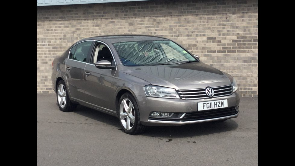 Used Volkswagen Passat Cars for Sale | CarShop | CarShop