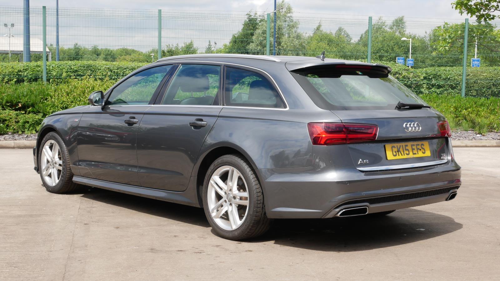quality design 70e61 5df34 Used AUDI A6 2.0 TDI Ultra S Line 5dr | Grey | GK15EFS ...