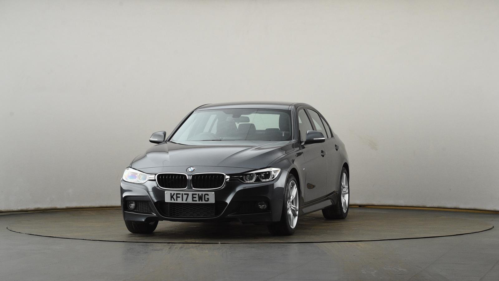 Used BMW 3 SERIES 320d M Sport 4dr | Grey | KF17EWG | Cardiff