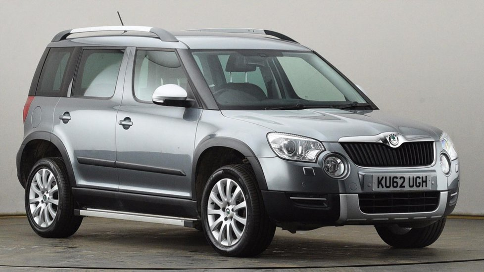 Used Skoda Yeti Cars For Sale Carshop Autosave
