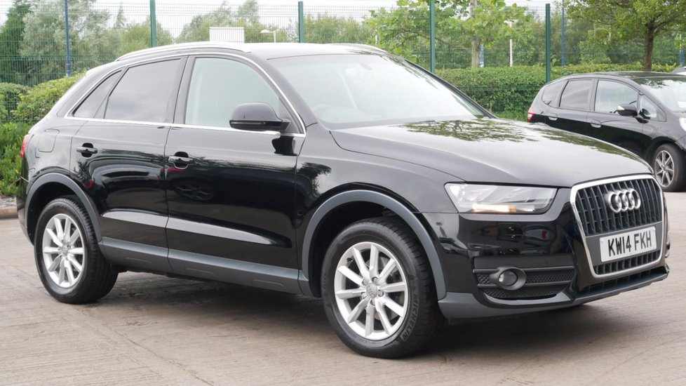 Used Audi Q3 Cars for Sale - Audi Q3 Finance | CarShop