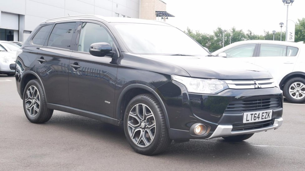 Used Mitsubishi Outlander Cars for Sale | CarShop | CarShop