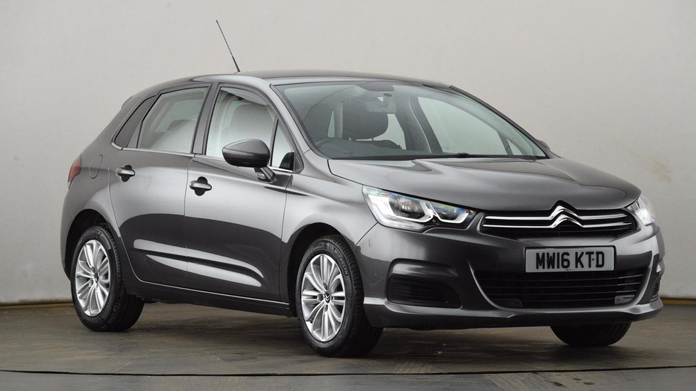 Used Citroen C4 Cars for Sale - Citroen C4 Finance | CarShop