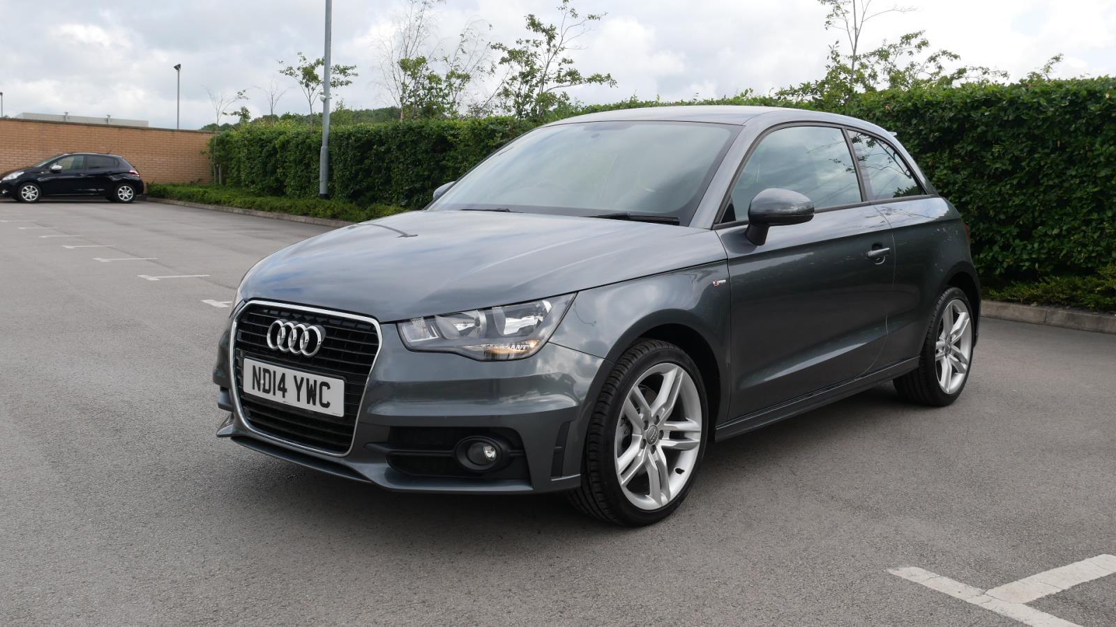 Used Audi A1 1 4 Tfsi S Line 3dr Grey Nd14ywc Sheffield