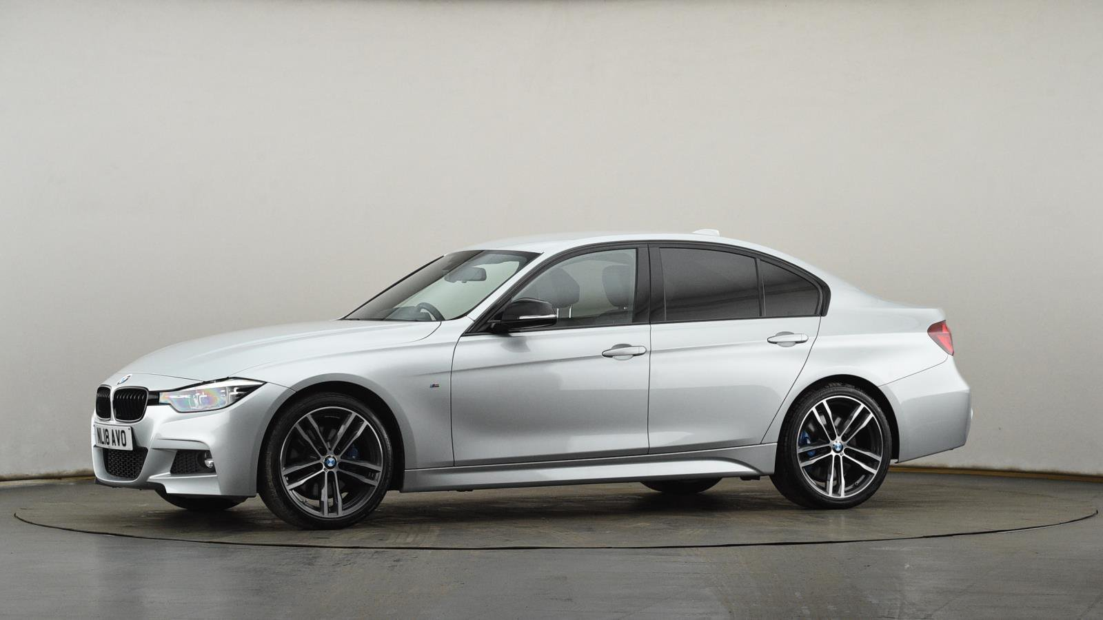 Used BMW 3 SERIES 320d M Sport Shadow Edition 4dr Step Auto