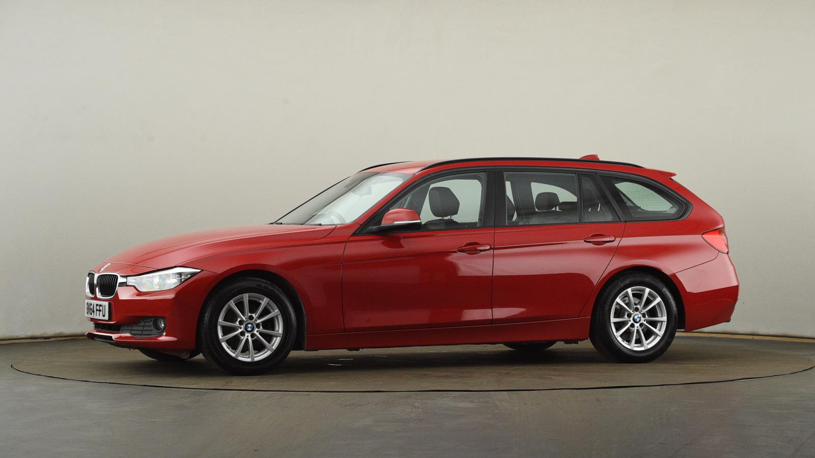 Used Bmw 3 Series 320d Efficientdynamics Business 5dr Red