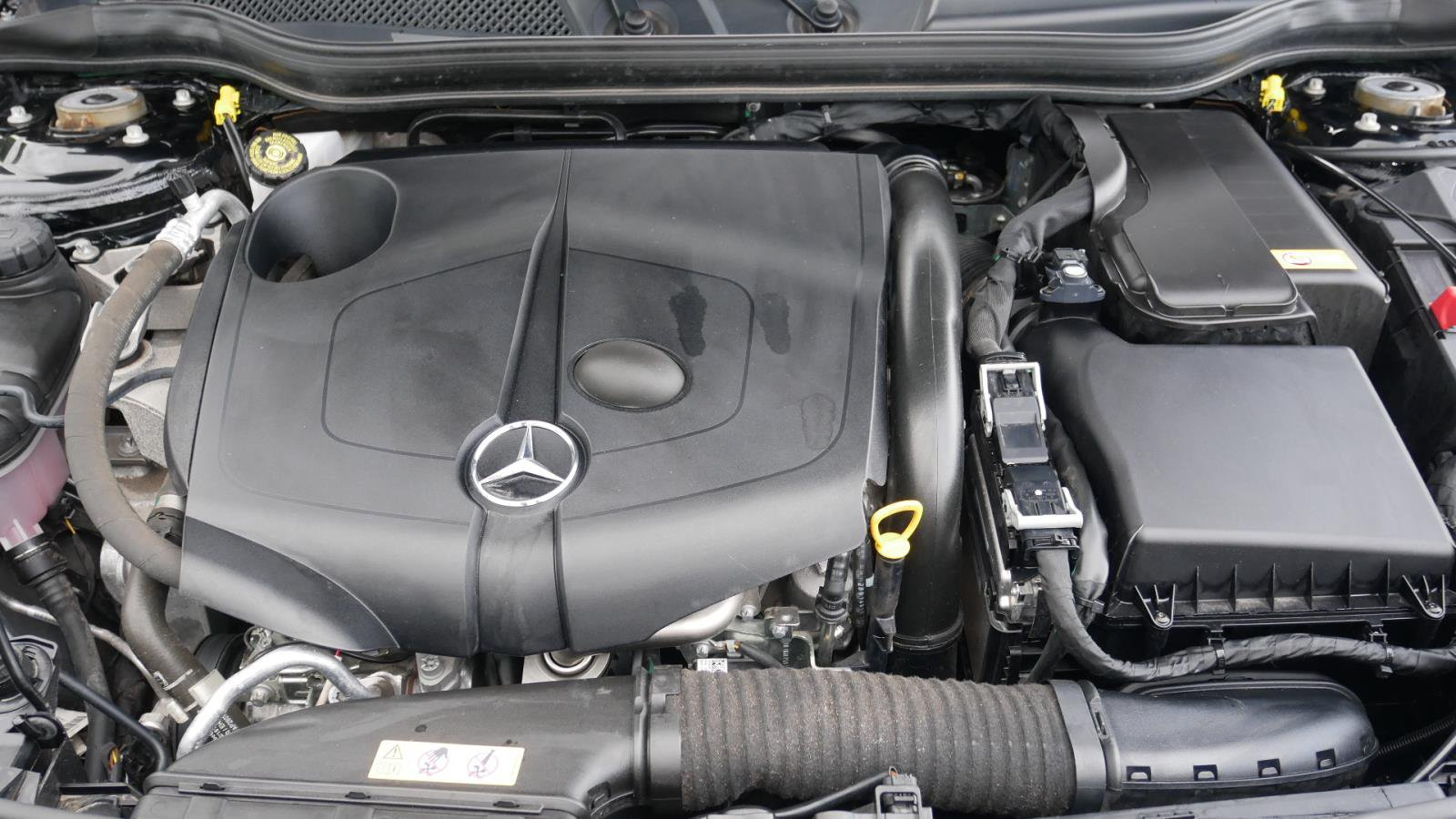 Used MERCEDES-BENZ CLA CLASS CLA 220 CDI AMG Sport 4dr Tip Auto