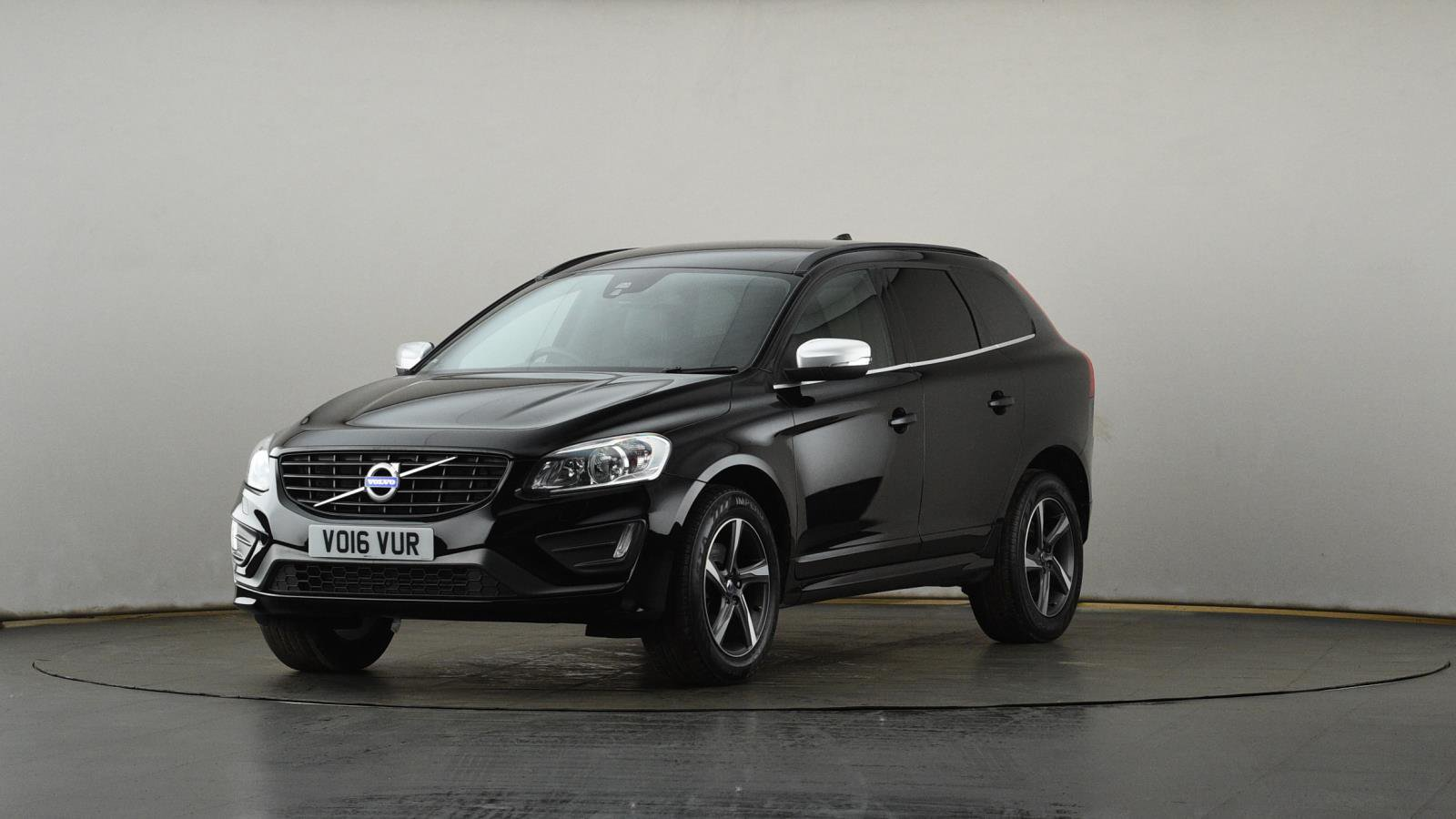 Used VOLVO XC60 D4 [190] R DESIGN Nav 5dr AWD Geartronic