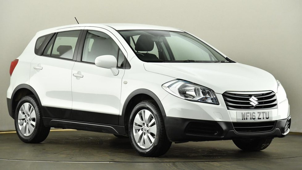Used Suzuki SX4 S-Cross Cars for Sale | CarShop | Autosave