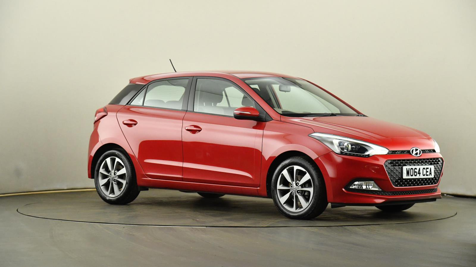 Used HYUNDAI I20 1 4 SE 5dr | Red | WO64CEA | Norwich