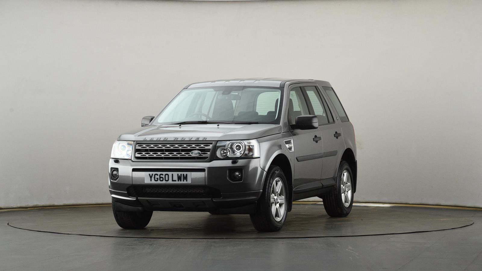 Used LAND ROVER FREELANDER 2 2 TD4 GS 5dr | Grey | YG60LWM
